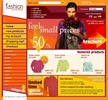 Thumbnail Fashion online shop templates