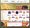 Thumbnail boys apparel online shop templates