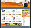 Thumbnail mp3 player online store templates