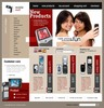 Thumbnail mobiles phone online store templates