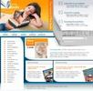 Thumbnail online bookstore web theme