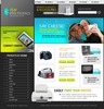 Thumbnail Digital and electronics online store templates