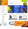 Thumbnail electronics online store templates