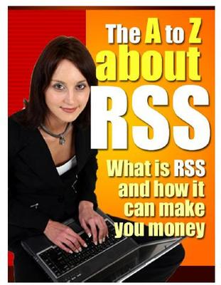 Product picture The A to Z about RSS