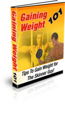 Product picture Gaining Weight 101ebooks